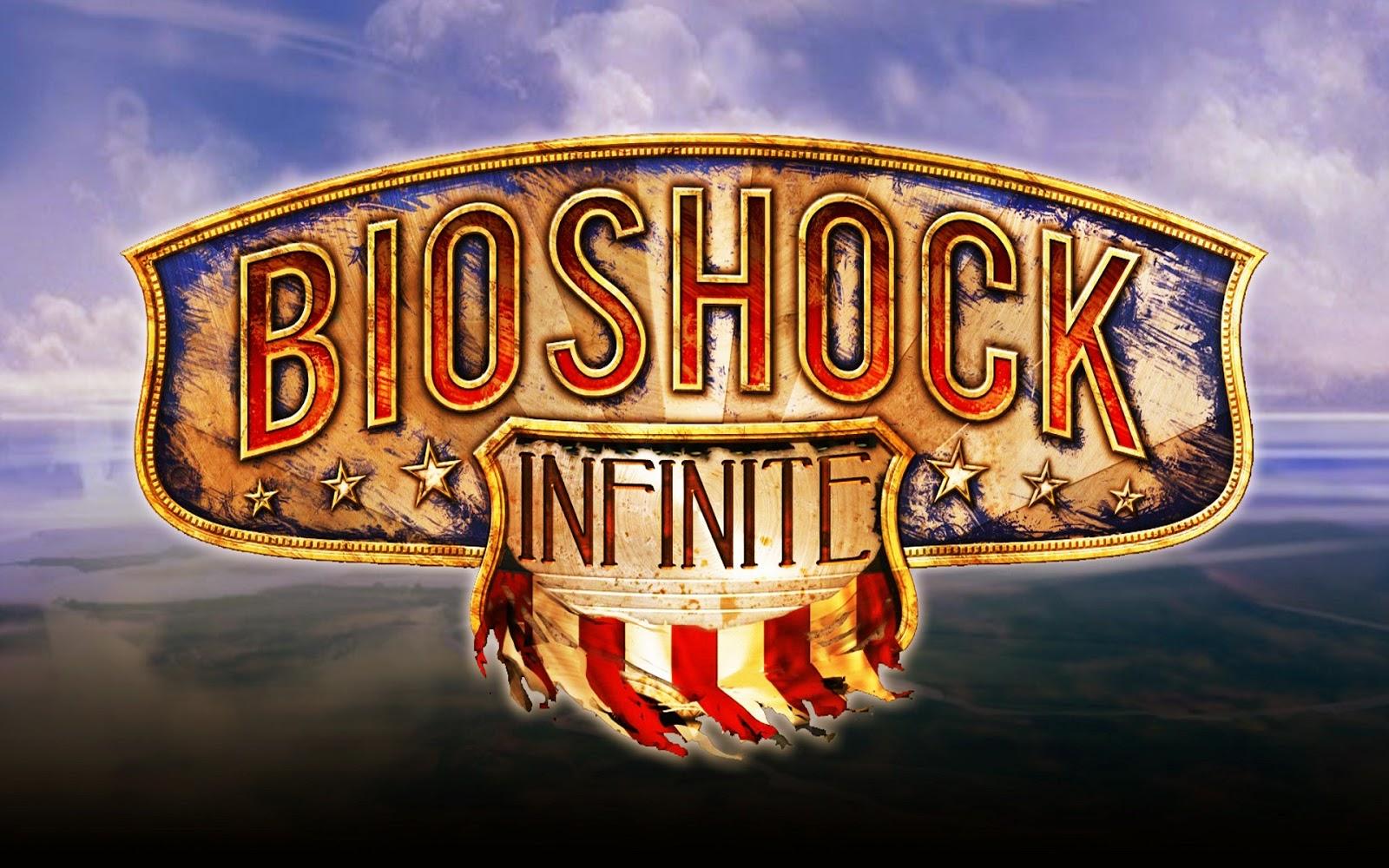 Bioshock Infinite Cover Art