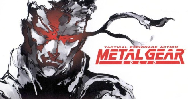 #Metal Gear Solid Theme