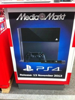 #PS4 Release Date image