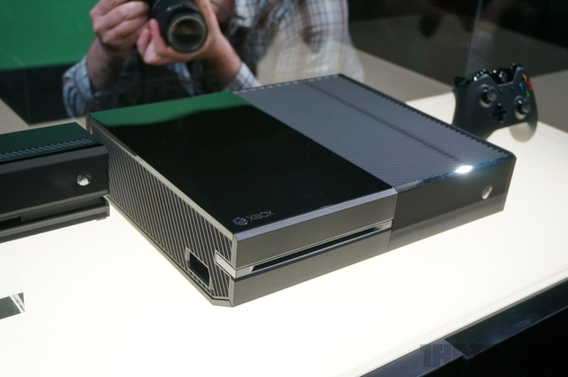 xbox one as big as a vcr gaminrealm com
