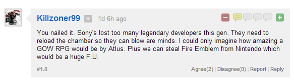 6532cd9cd7a41504451ccca987808264 Humor: Sony Fans Mistake Fire Emblem as an Atlus I.P.