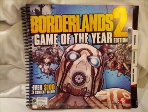 #Borderlands Game of the Year