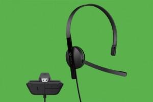 #Xbox One Headset 4