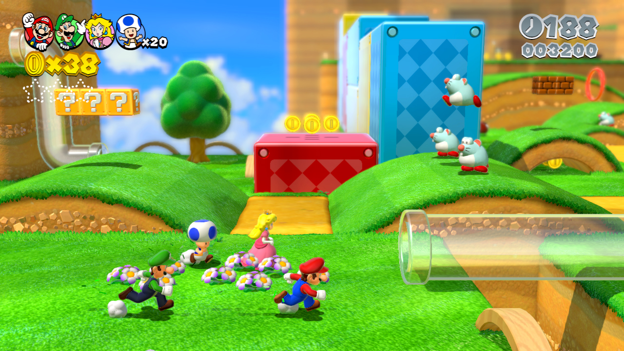 Super Mario 3D World, WW, and DK: Tropical Freeze Dated