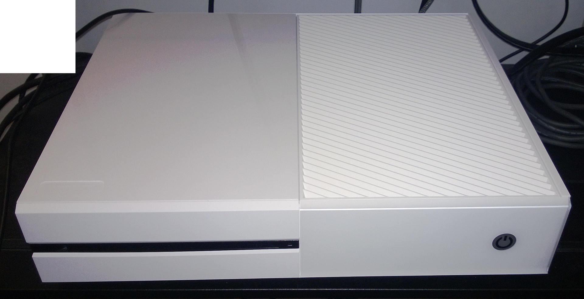 Exclusive White Xbox One for Microsoft EmployeesXbox One White