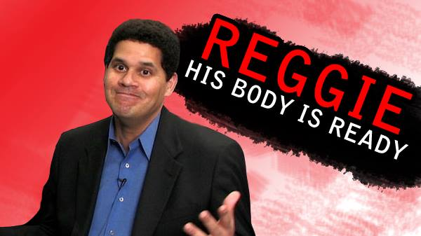 reggie in smash bros 4