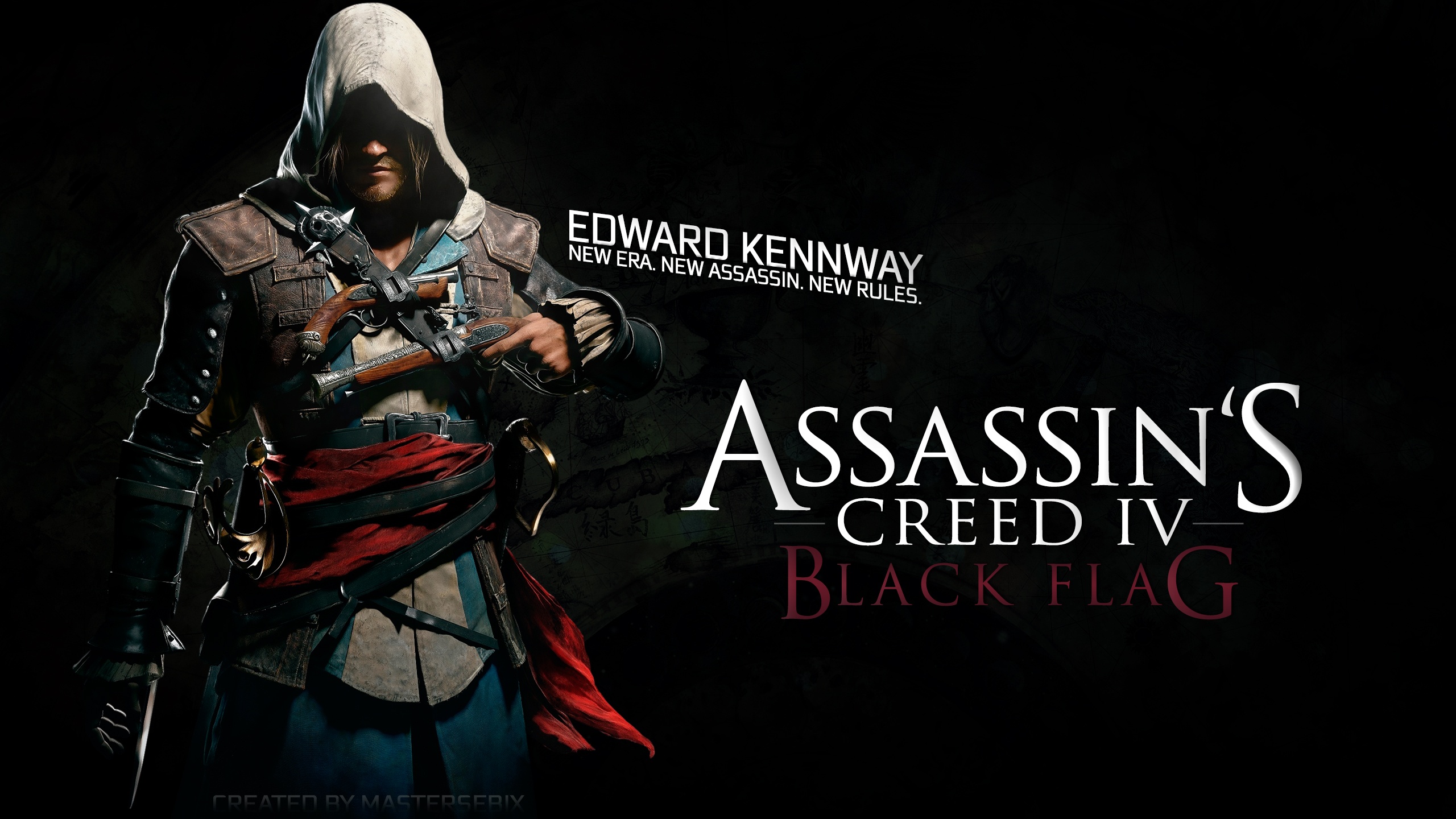 Assassin's Creed 4 Coming To PC This November + Wii U Version Delayed