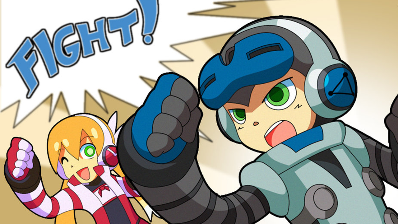 Mighty No. 9 Gets Online Co-op Challenge Mode!