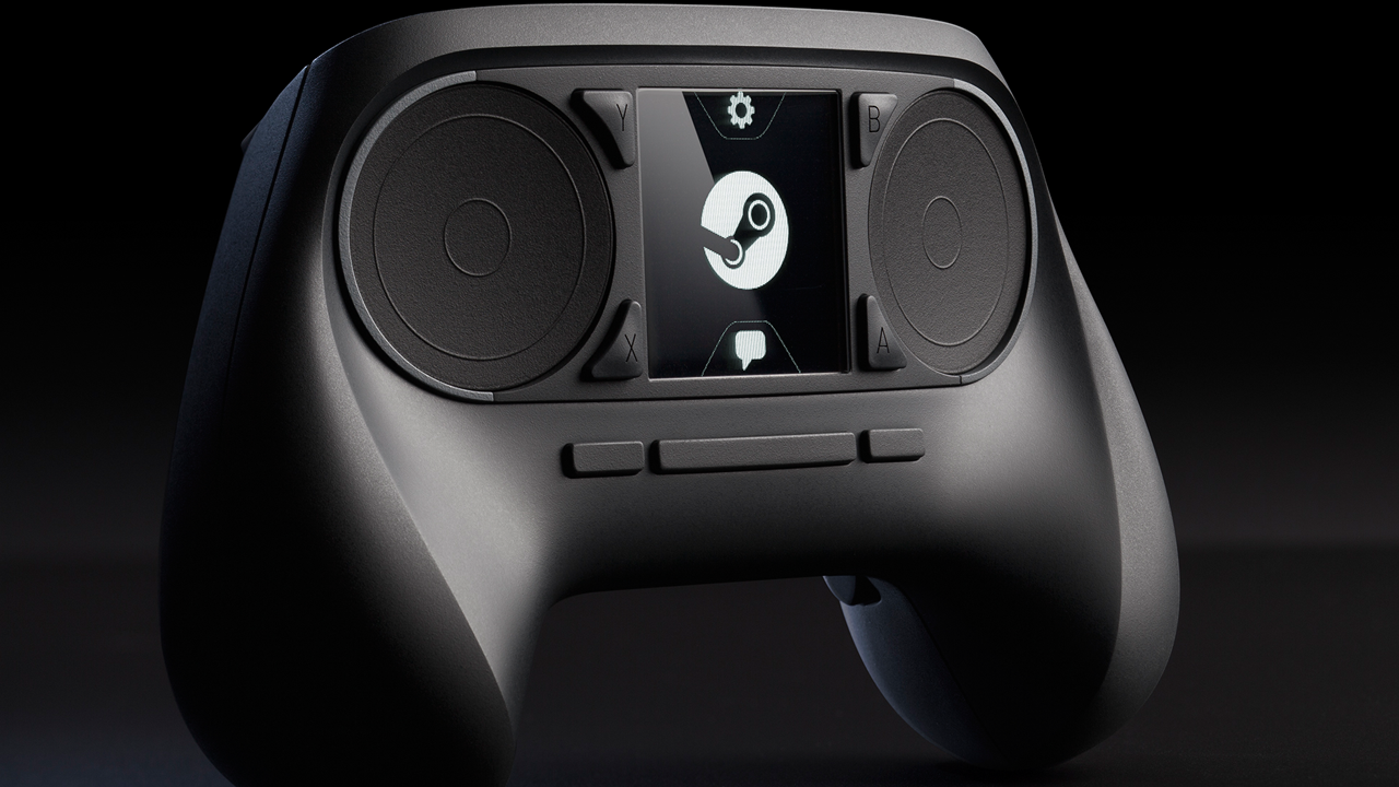 Valve Announces Steam Controller: Revolutionizing the Way We Play