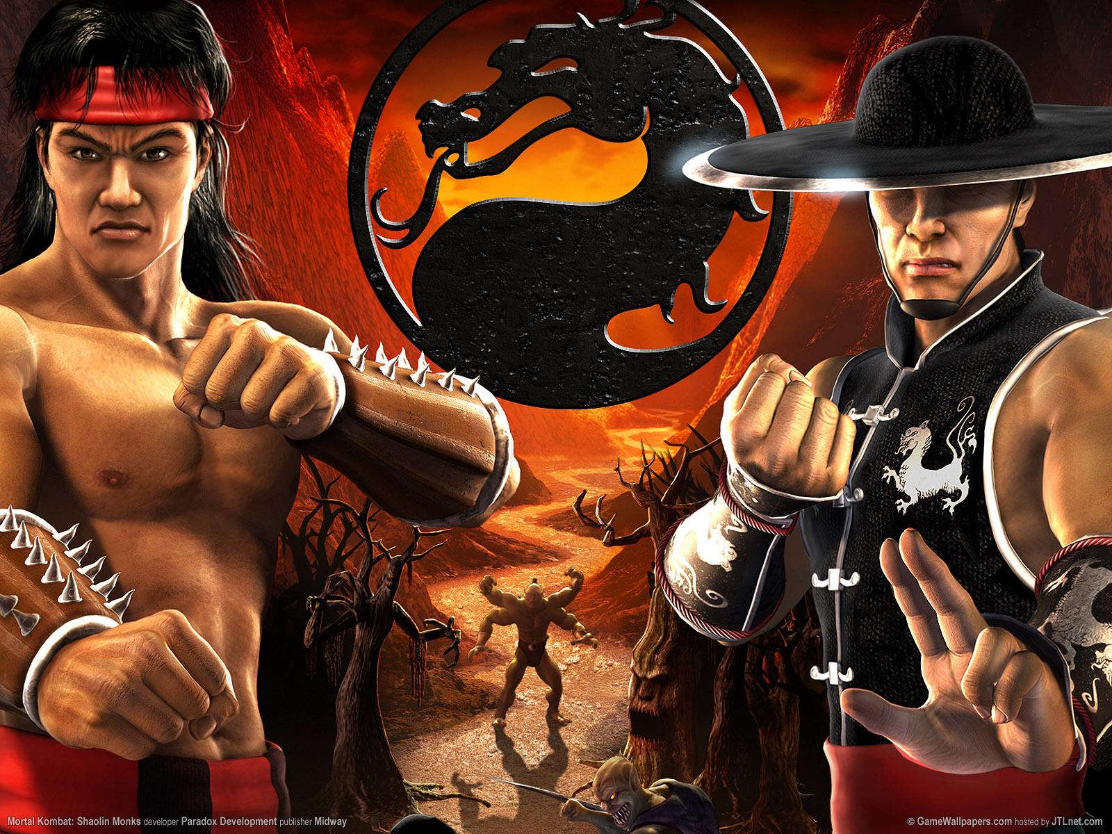 could mortal kombat shaolin monks getting a hd remake