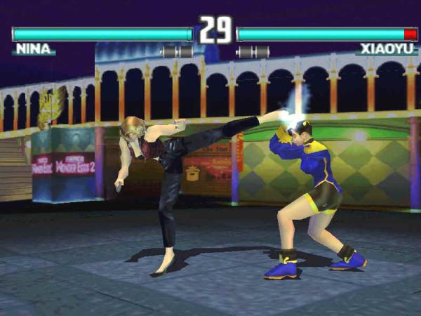 367613 tekken3 600x450 The Top 11 Fighting Games Of The Past Generations.