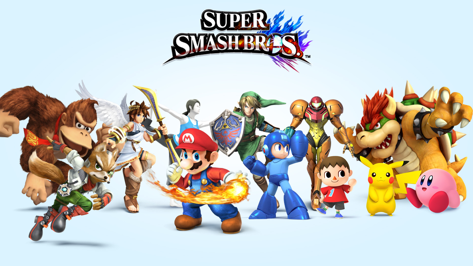 Super Smash Bros. 4 Slated For April 8th By Gamestop?