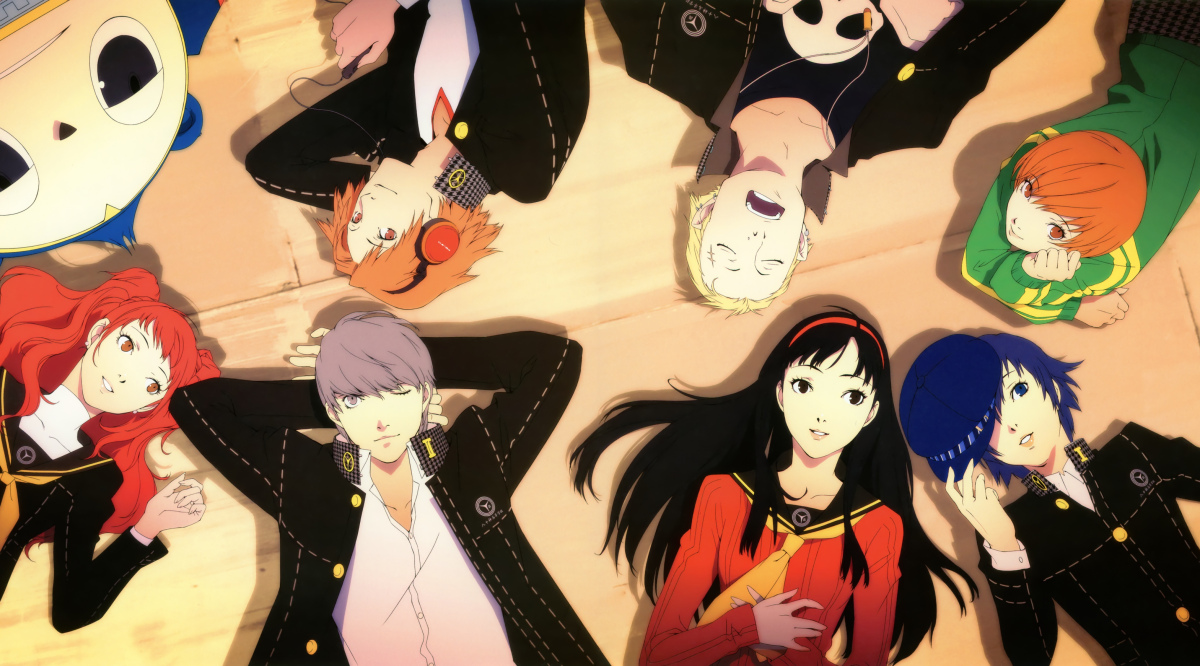 Persona 5 Officially Announced