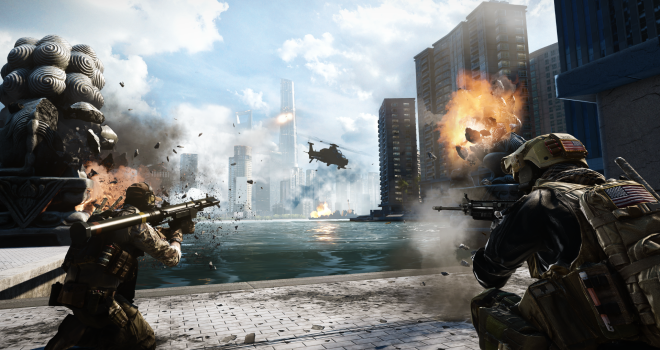 Battlefield 4 patch notes: server / pc / xbox one / xbox 360 / ps4.