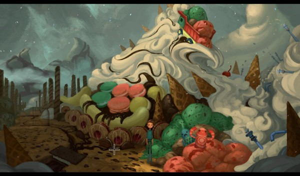 Broken Age by Double Fine