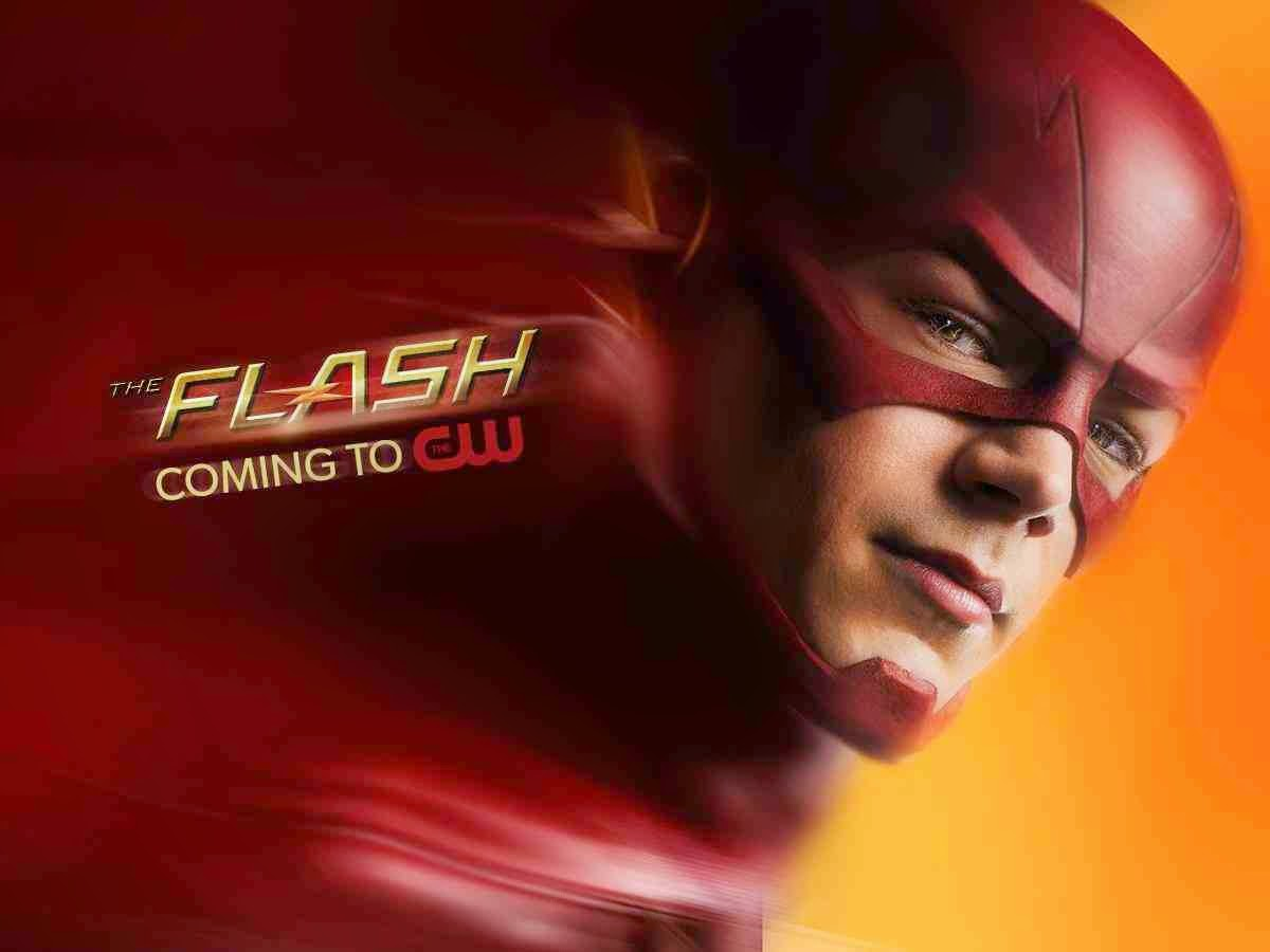 The Flash Preview: Premeires on The CW This Fall.