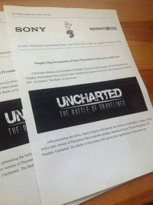 uncharted leak