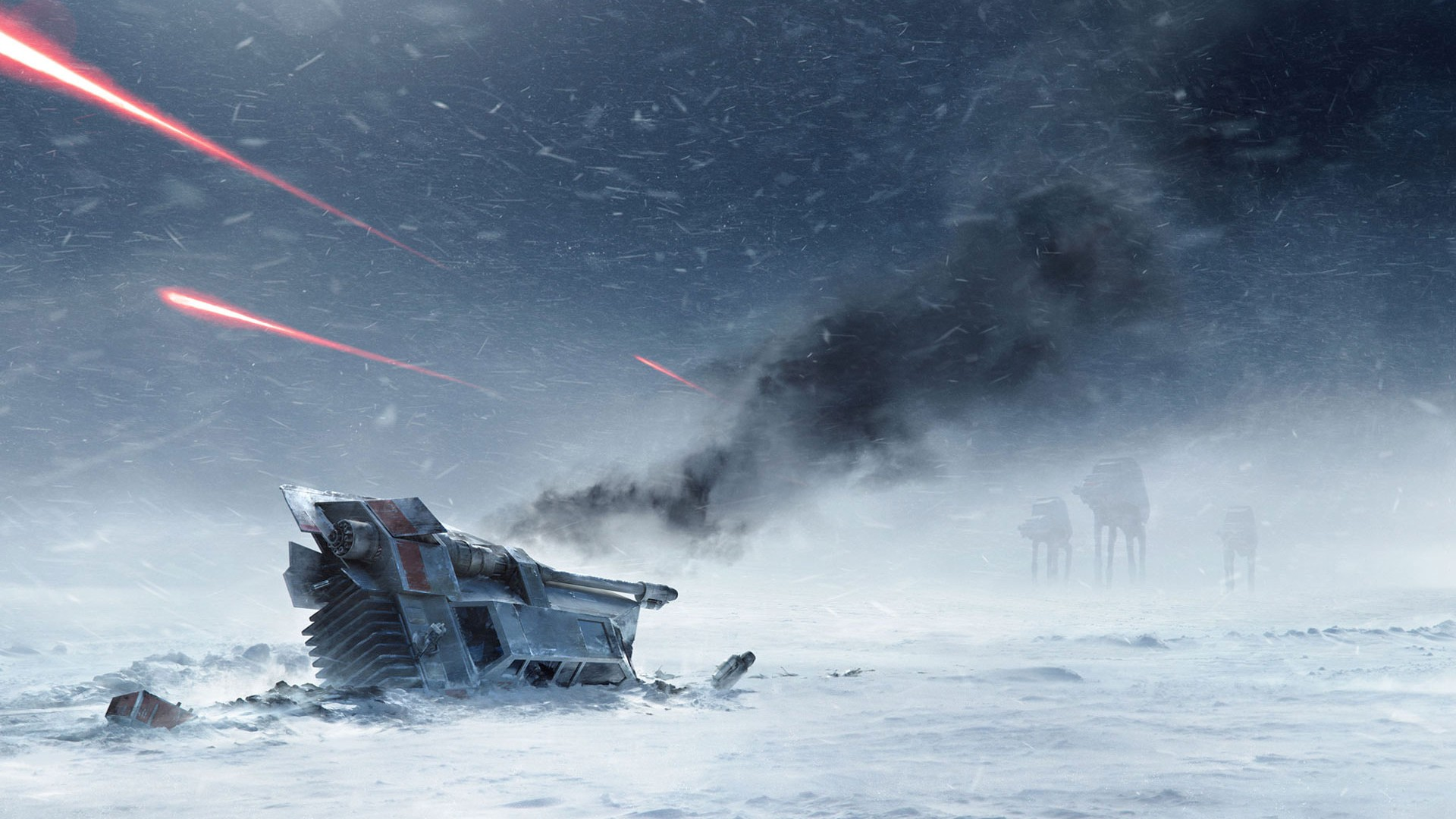 Star Wars: Battlefront Releasing Holiday 2015 as a First-Person Shooter