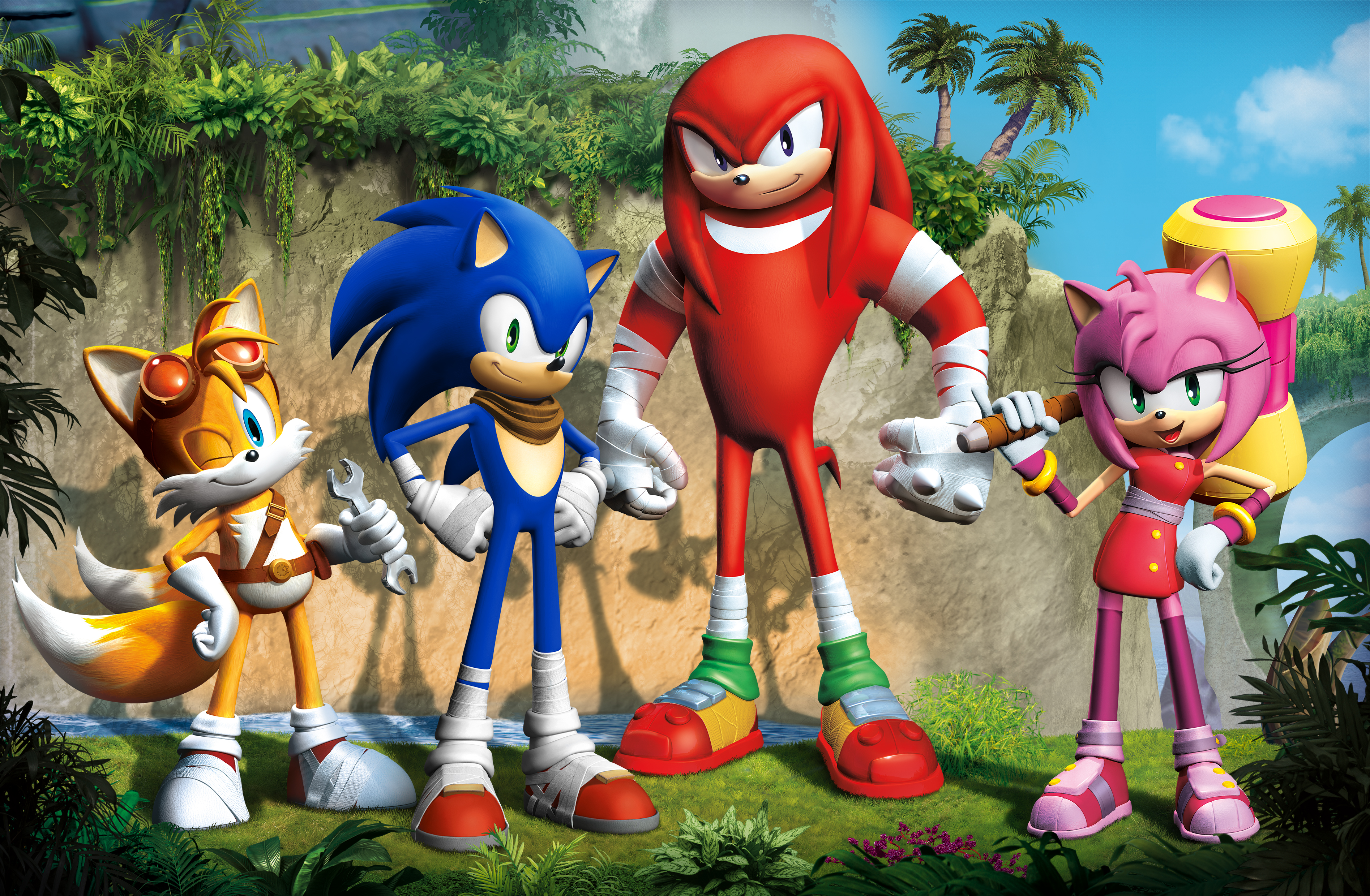 Sonic Boom: The Sonic Cycle Continues