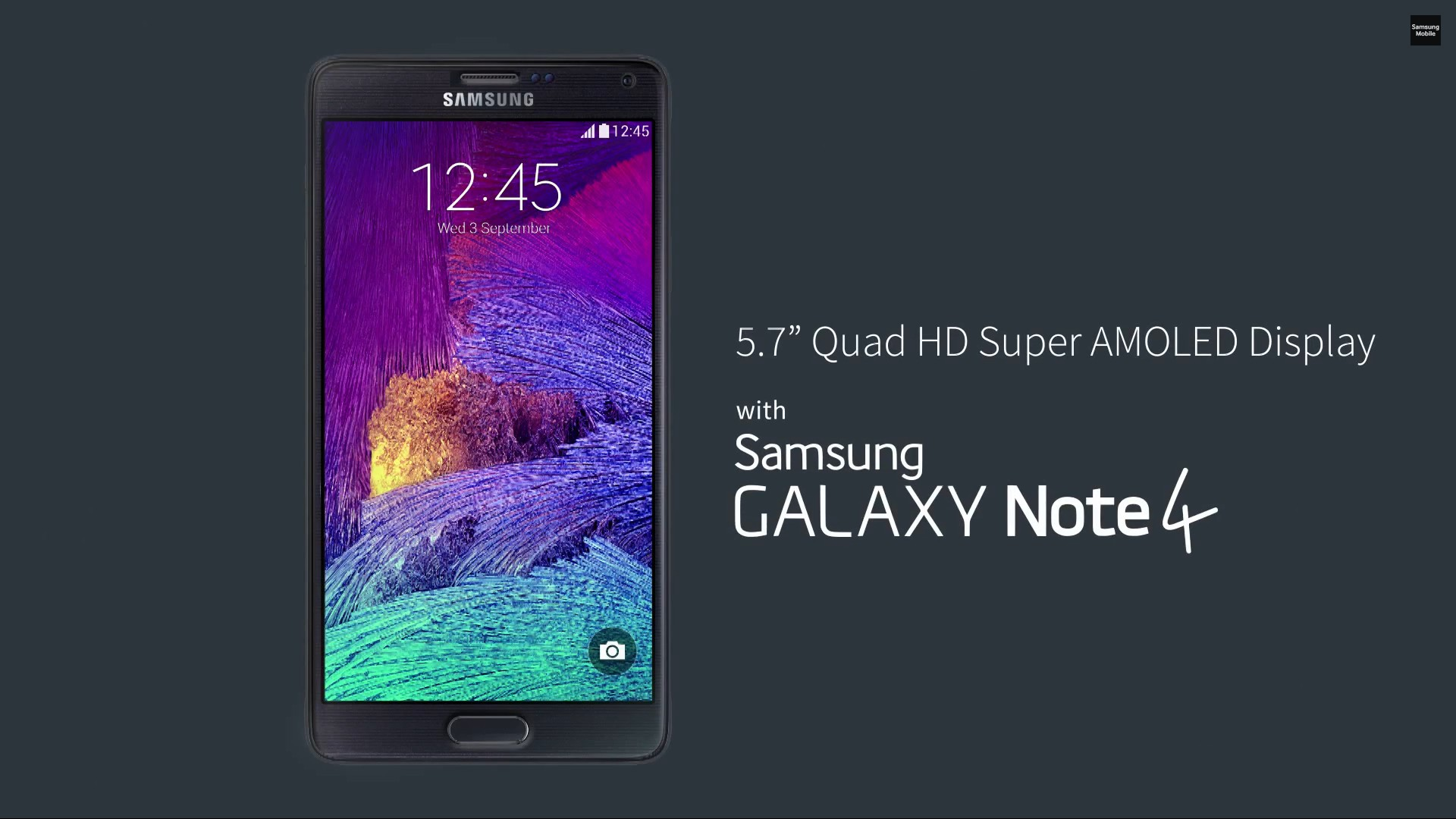 Samsung Galaxy Note 4 First Impressions