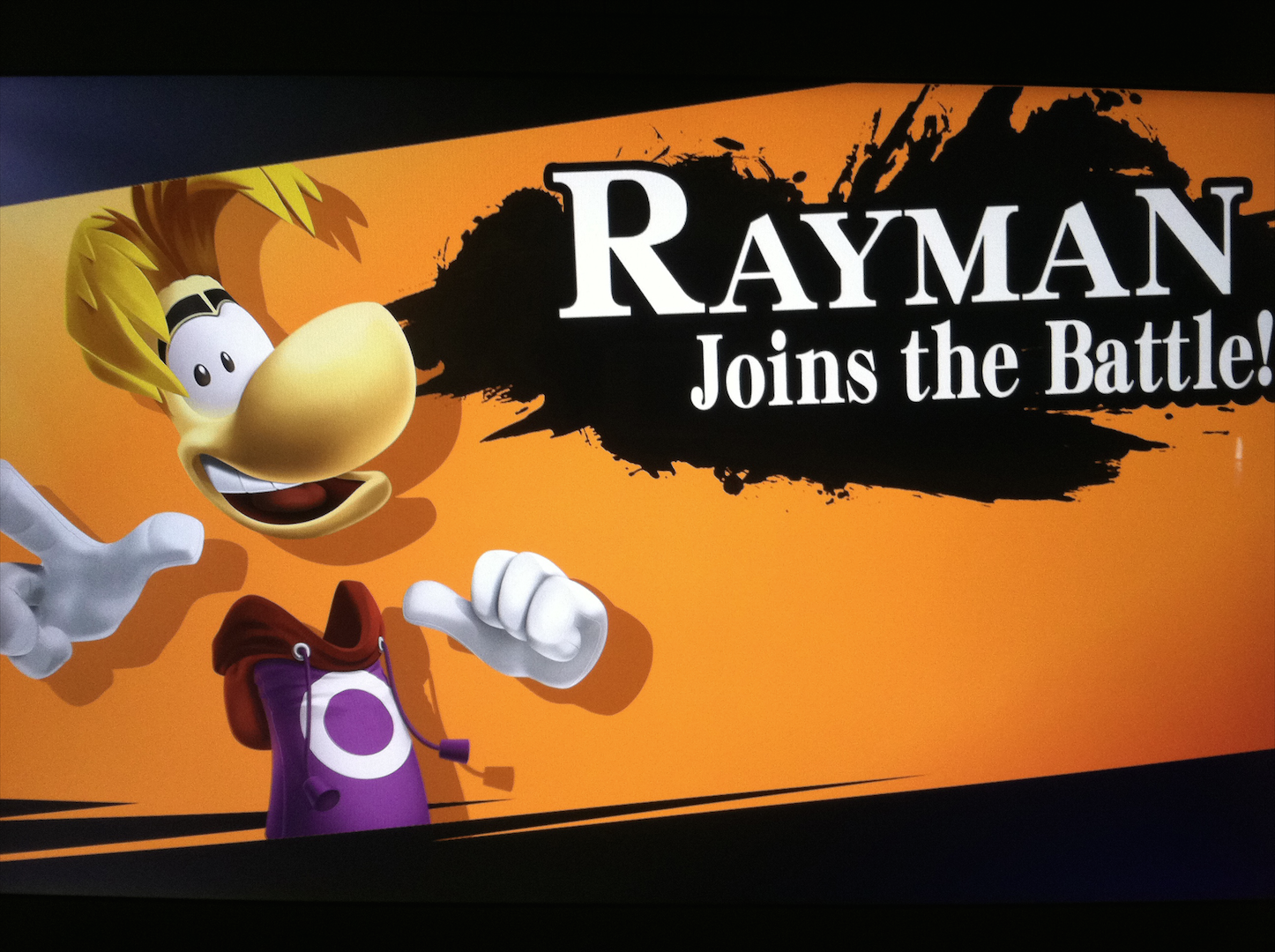 Rayman Smash Bros Leak?