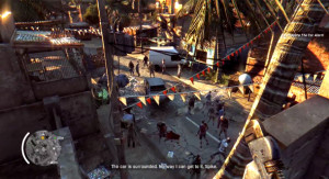 Dying Light sometimes requires a bit of strategy to get to where you want to go.