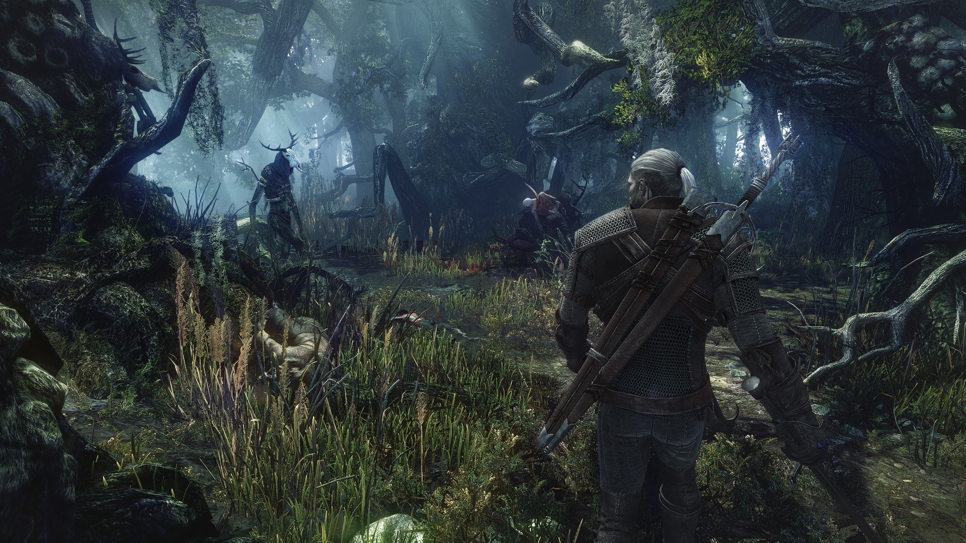 Improving The Witcher 3′s Resolution on Xbox One May Take More than DirectX12