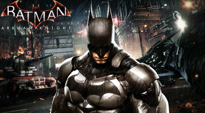 PC Version of Batman: Arkham Knight Temporarily No Longer for Sale on Steam