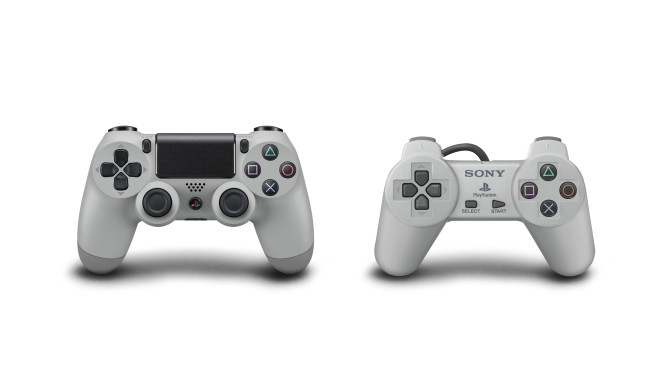 20th Anniversary Dualshock 4 Coming This September