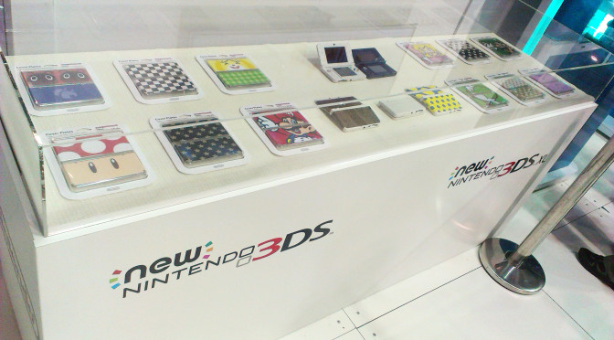 Reggie Fils-Aimé Hints at Standard New 3DS Arriving to the US