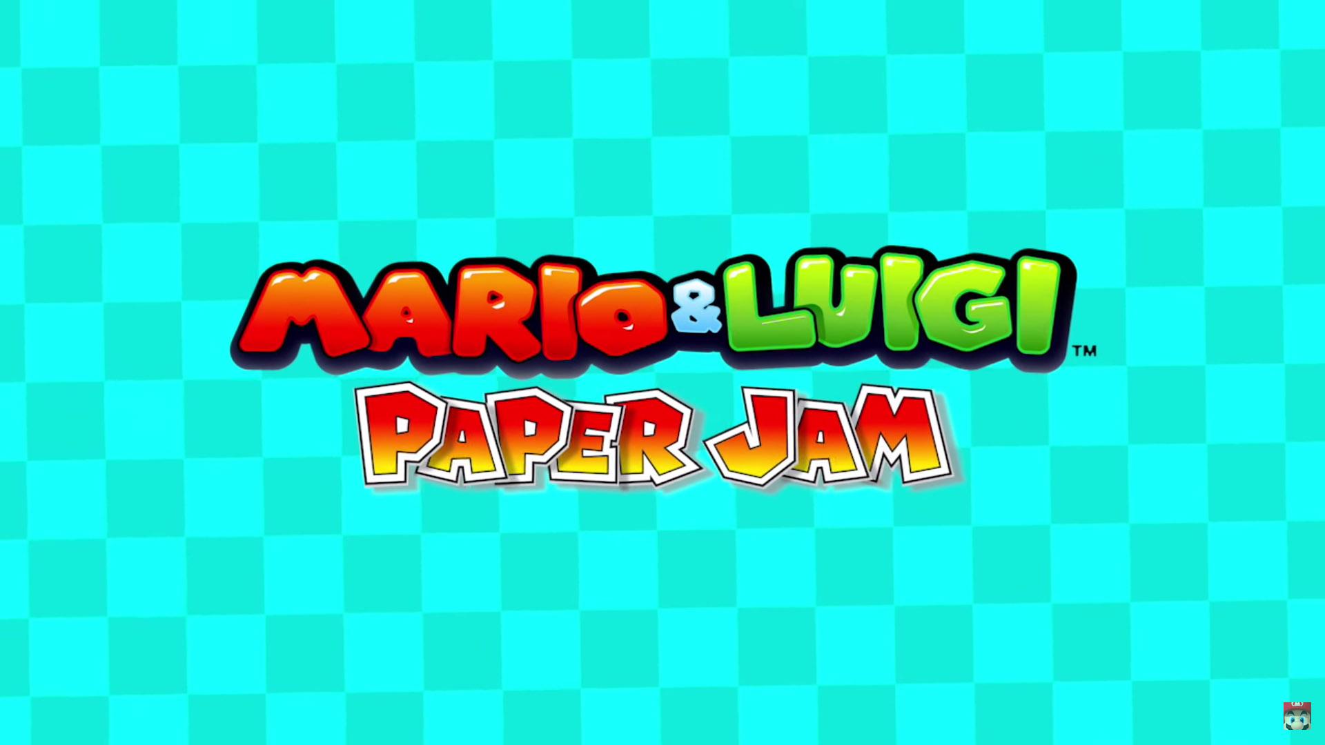 Mario & Luigi: Paper Jam Announced for 3DS