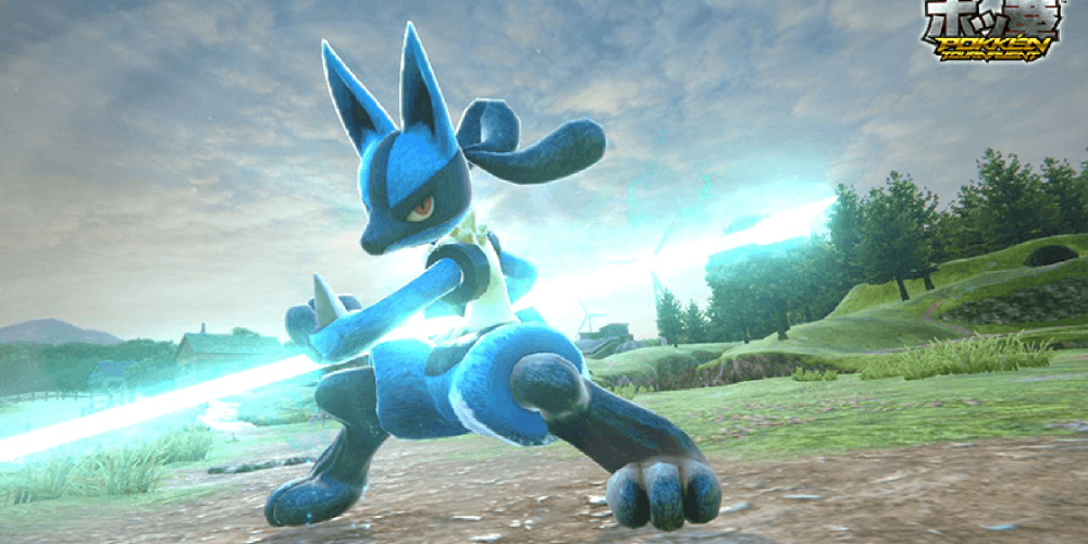 Pokken-Tournament