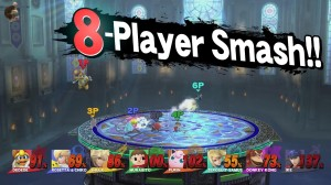8-Player Smash announcement featured in the Super Smash Bros. Direct